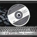 HP Recovery DVD Til Gendannelse