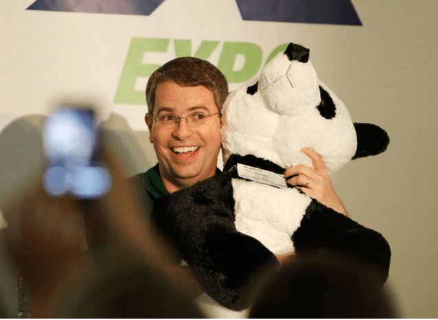 Matt Cutts and his panda